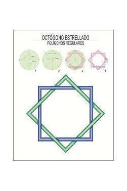 Carteles Didácticos - Octógono Estrellado