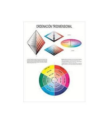 Carteles Didácticos - Ordenación Tridimensional