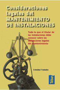 Consideraciones legales del mantenimiento de instalaciones