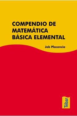 Compendio de Matemática Básica Elemental