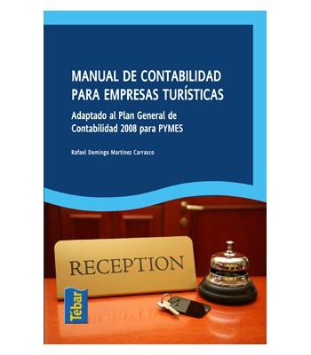 Manual de Contabilidad para Empresas Turísticas