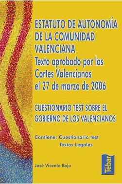 Estatuto de Autonomía de la Comunidad Valenciana