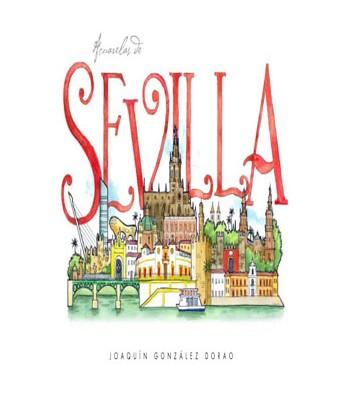 Acuarelas de Sevilla