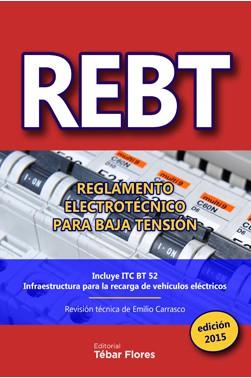 REBT Reglamento Electrotécnico para Baja Tensión