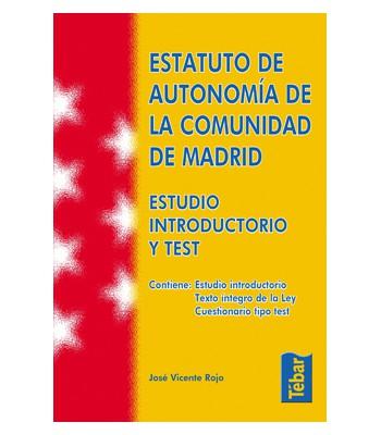 Estatuto de autonom a de la comunidad de madrid for Comunidad de madrid rea