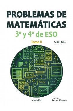 Problemas de Matemáticas. 3º y 4º de ESO