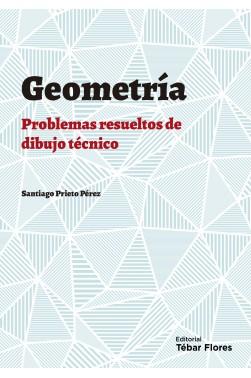 Geometría plana: Problemas resueltos de dibujo técnico