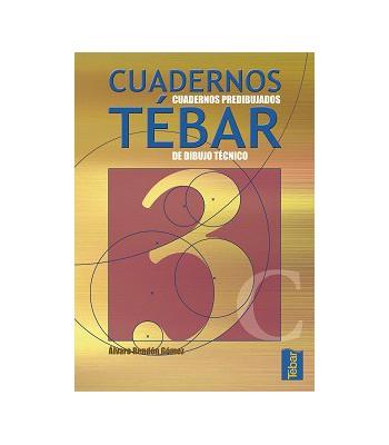 Cuadernos Predibujados de Dibujo Técnico - Vol.3C