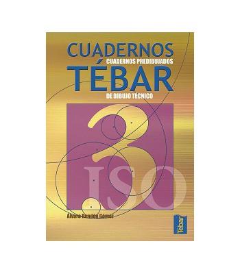 Cuadernos Predibujados de Dibujo Técnico - Vol.3 IS0