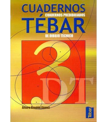 Cuadernos Predibujados de Dibujo Técnico - Vol.3DT