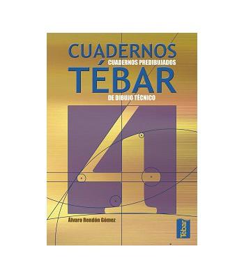Cuadernos Predibujados de Dibujo Técnico - Vol.4