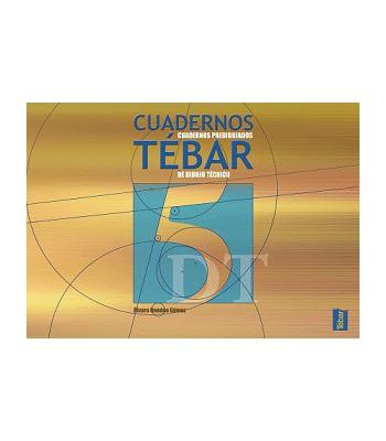 Cuadernos Predibujados de Dibujo Técnico - Vol.5DT